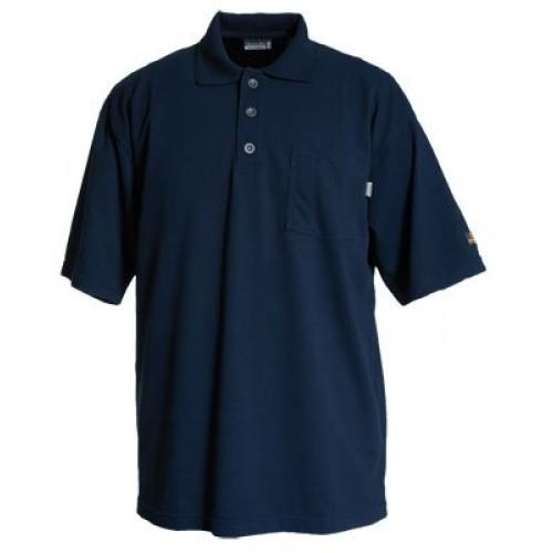 Tranemo Cantex Flame-Retardant Polo-shirt Short Sleeve