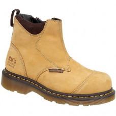 Dr Martens 12781710 Ladies Honey Nubuck Safety Boots