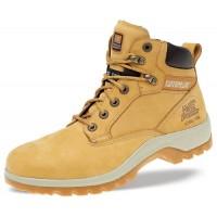 CAT Kitson Honey Ladies Nubuck Hiker Safety Boots 7047