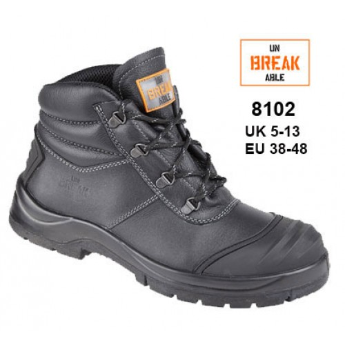 Himalayan 8102 S3 Safety Boot with Toe Cap and Midsole