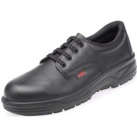 Catering Gents Black Kitchen Safety Shoes ABS220PR