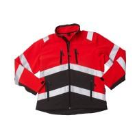 Mascot Antas Softshell High Visibility Jacket, Mascot High Visibility
