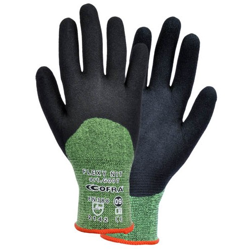 Cofra Flexynit Gloves for Mechanical Protection