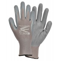 Cofra Handling Grey - Grey Nitrile Gloves for Mechanical Protection