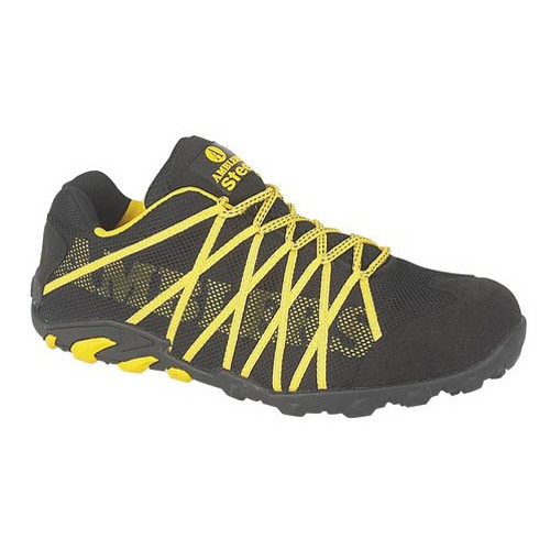 Amblers FS25 Safety Trainers With Steel Toe Cap & Midsole