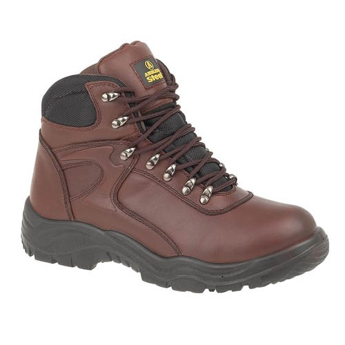 Amblers FS31 Safety Boots With Steel Toe Caps & Midsole