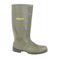 Amblers FS99 Green Safety Wellingtons