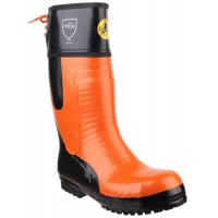 Amblers FS992 Chainsaw Boots Steel Toe Caps Steel Midsole