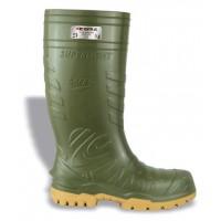 Cofra Safest Green Wellington Boots