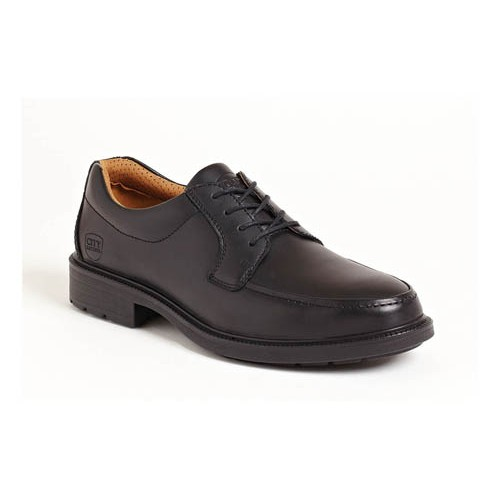 Sterling SS502CM Black Executive Gibson Safety Shoes