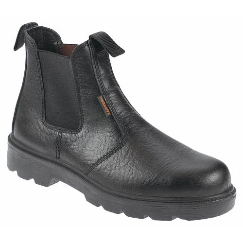 Sterling SS600SM Dealer Safety Boots With Steel Toe Caps