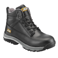 JCB Workmax Black Safety Boots