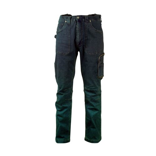 Cofra Barcelona Denim Trousers Cofra Workwear