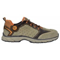 Cofra New Twister Beige Safety Trainers