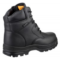 Amblers FS006C Black Metal Free Waterproof Safety Boots