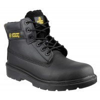 FS12C Metal Free Hardwearing Lace up Safety Boot With Steel Toecap