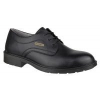 FS62 Waterproof Lace up Gibson Safety Shoe  With Steel Toecap