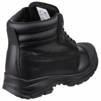 FS301 Brecon Water-Resistant Metatarsal Guard Lace up Safety Boot With Toecap