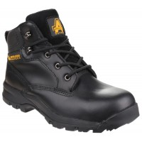 AS104 Ryton Lightweight Water-Resistant Lace up Ladies Safety Boot With Toecap And Midsole