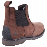 AS148 Sperrin Lightweight Waterproof Pull on Dealer Safety Boot With Toecap And Midsole