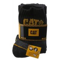 Cat Kids Black Crew Socks