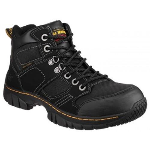 3e188d5bc7c Botas de Dr. Martens Benham 16248001 seguridad tapas de puntera de acero para  hombre y mujer