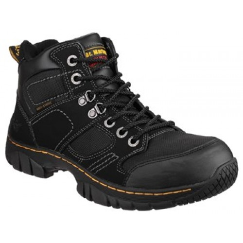 Dr Martens Benham 16248001 Safety Boots Steel Toe Caps Mens   Womens ... 0f9f112614