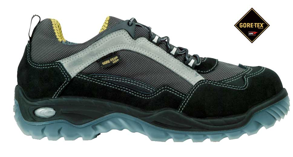 7ae60ea519913 Cofra Polka GORE-TEX Trainers with Composite Toe Caps   APT Midsole Metal  Free Safety Boots